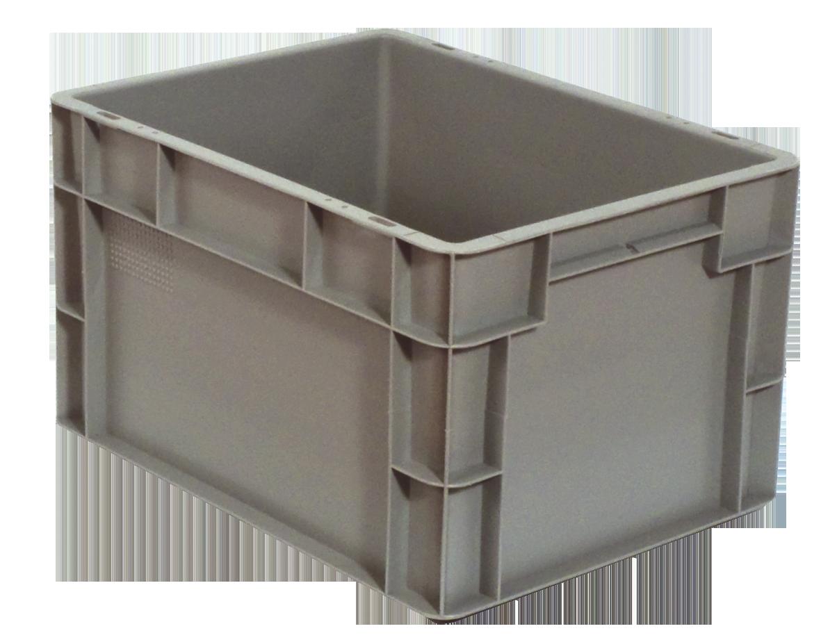 Caja apilable trilla - Cajas apilables de plastico ...