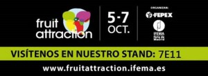 Trilla en Fruit Attraction